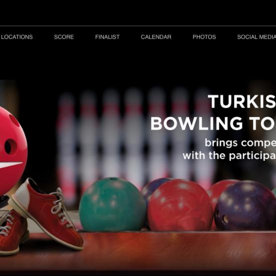 Turkish Airlines Bowling Turnuvası Mikro Site